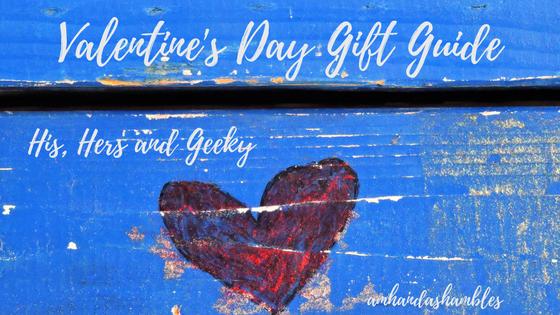 Valentine's Day Guide Guide 2018 - amhandashambles